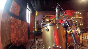 Drum Recording Start Togehter Summer 201