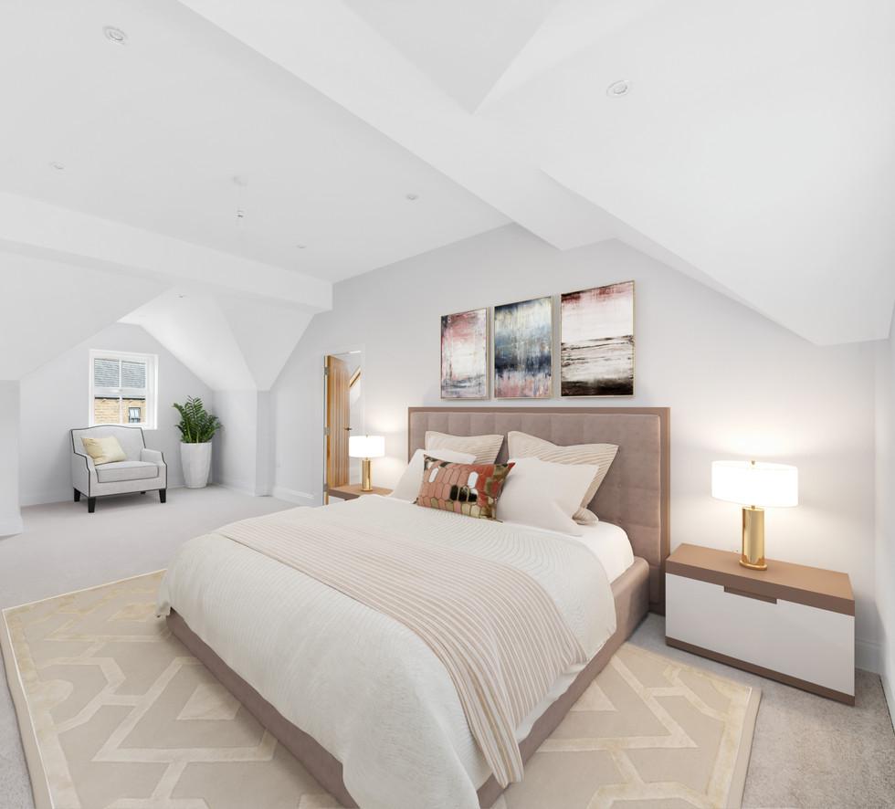 Bedroom Virtual Staging