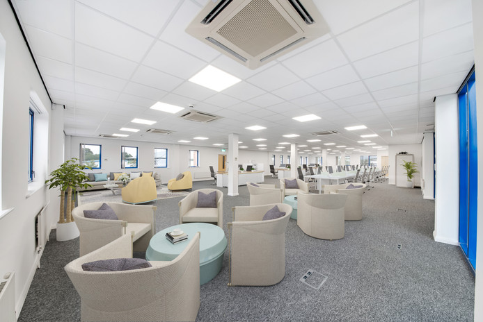 Office Virtual Staging England