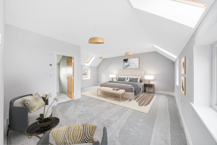 Virtual Home Staging England