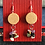 Thumbnail: Aros-Earrings-Aretes ARTESANALES