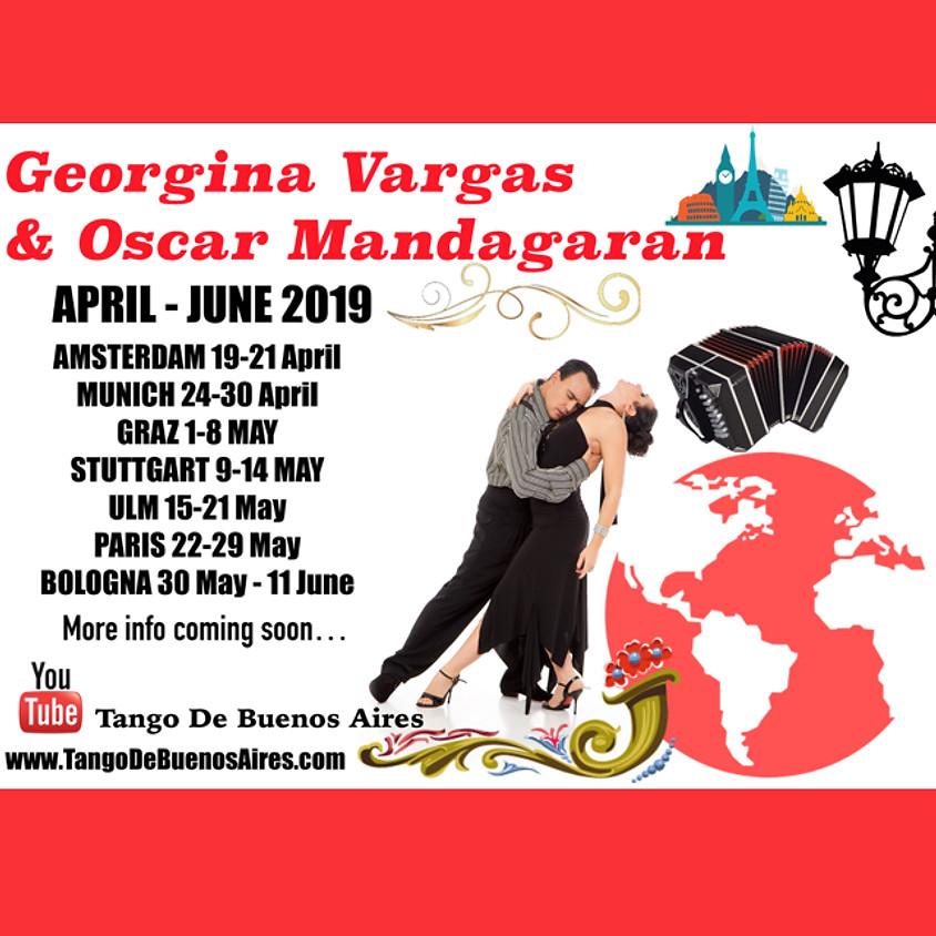 Gira Europa 2019 / Europe Tour 2019