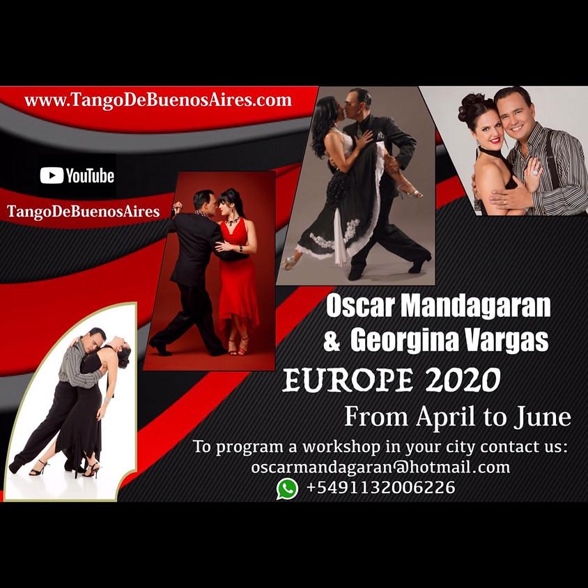 Gira Europa 2020