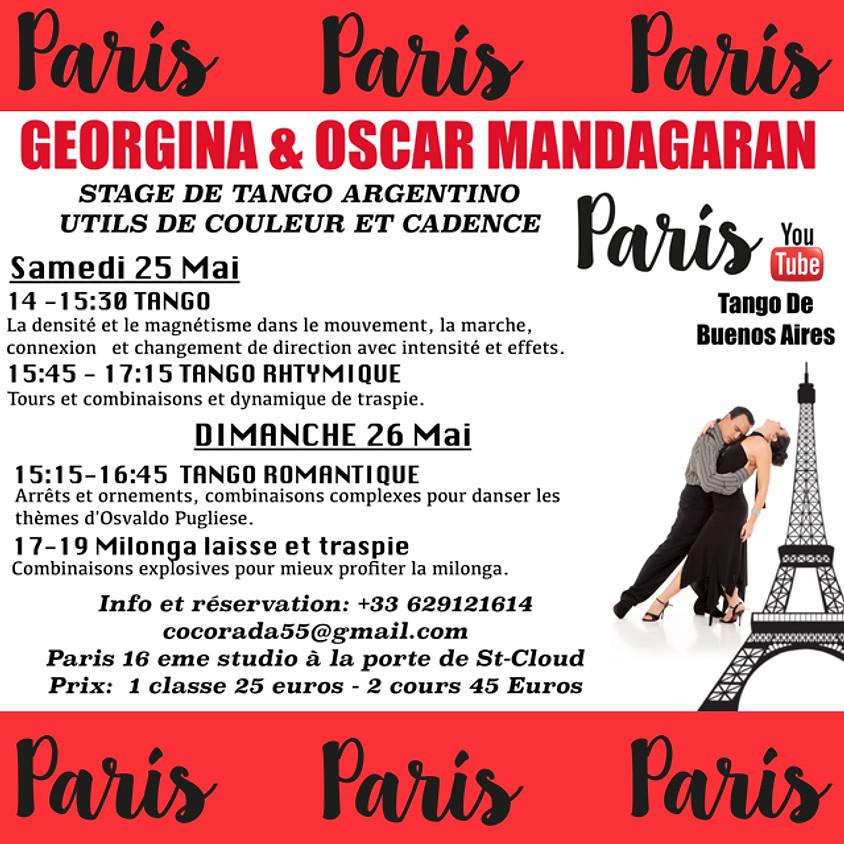 Paris Workshops
