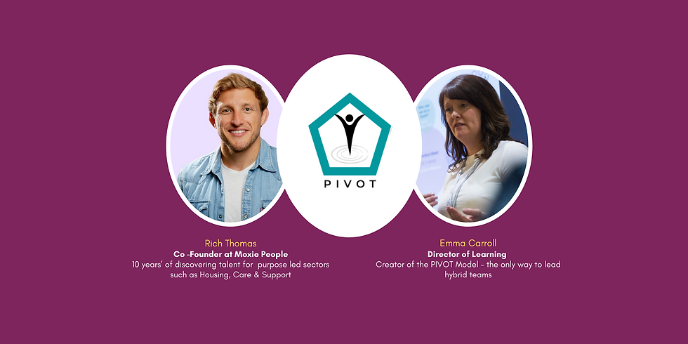 Learning Lunch - 'What's the Recruitment Pivot?' & How can we take a proactive response when looking for hybrid t... (1)
