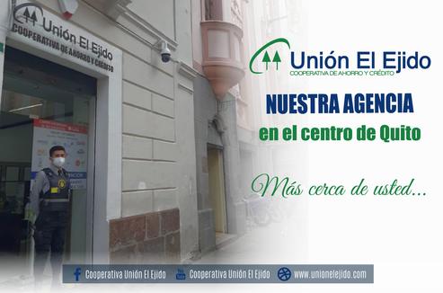 COOPERATIVA VIRTUAL -AGENCIA QUITO_Mesa