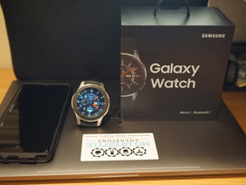 Galaxy Watch Fitness Review