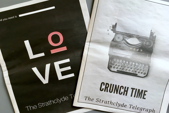 Strathclyde Telegraph Covers