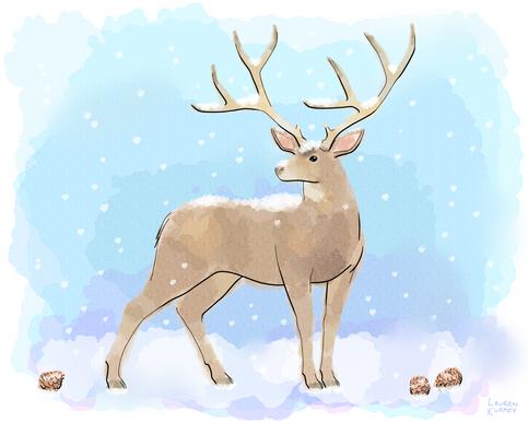376 snow deer sm.png