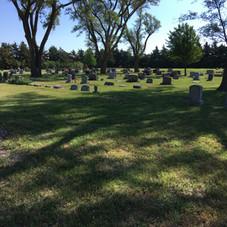 Lone Tree Cemetery, Galva, KS