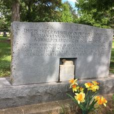 Vaderland Memorial, Hillcrest Cemetery, Florence, KS