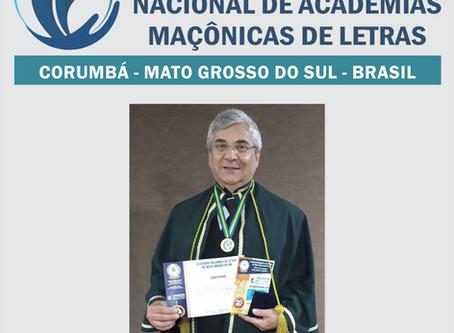 DEPOIMENTOS - I ENCONTRO NACIONAL DE ACADEMIAS MAÇÔNICAS DE LETRAS