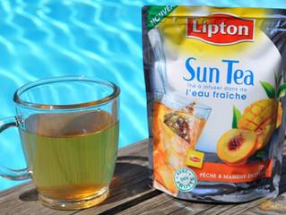 Test de produit « Sun Tea », le thé glacé version Lipton