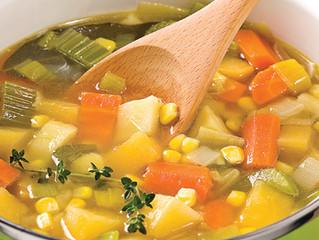 Les soupes en hiver, recettes et astuces!