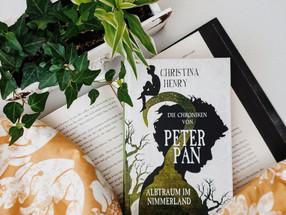 Rezension: Die Chroniken von Peter Pan - Albtraum im Nimmerland