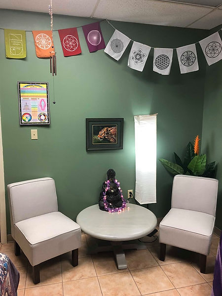 Healing Hearts Client Area