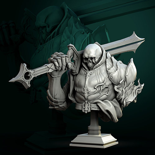Vold The Dead Lord Bust
