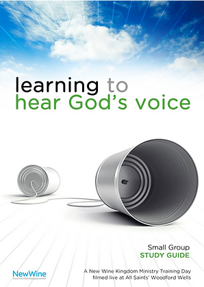 LEARNING TO HEAR GOD'S VOICE Study Guide