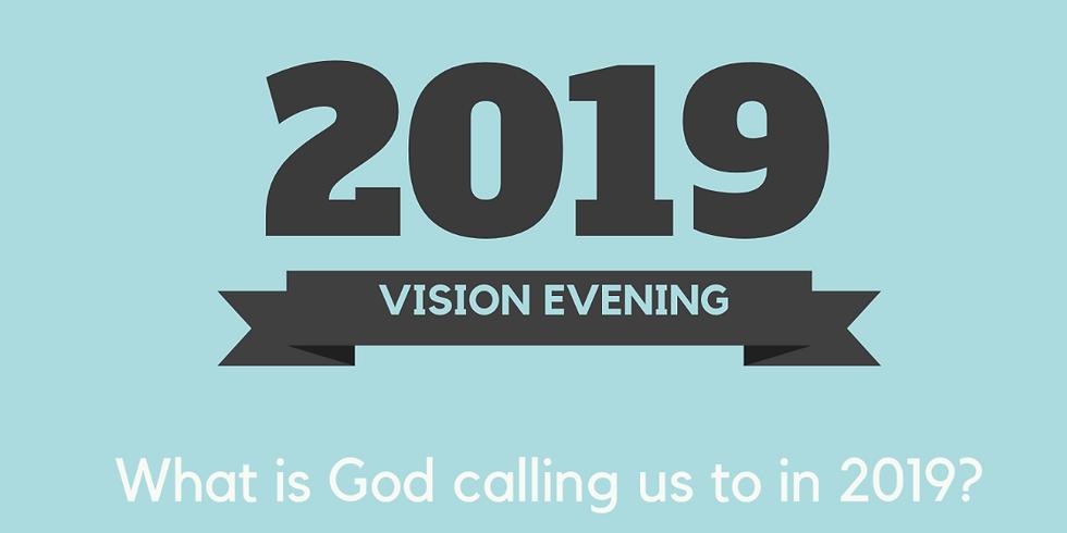 2019 Vision Evening