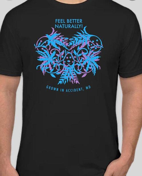 Feel Better Naturally T-Shirt