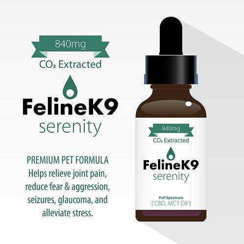 FelineK9 Serenity