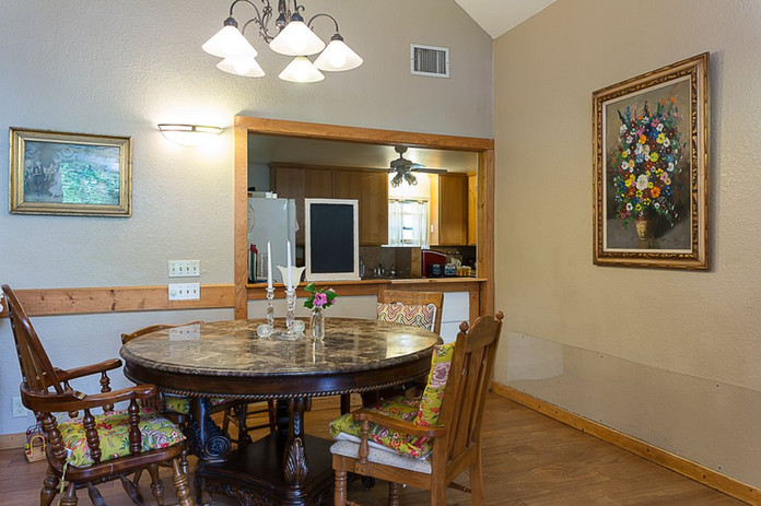 Southern Hospitality Home Resident Dining Room