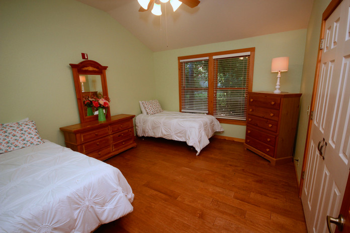 Southern Hospitality Home Double Resident Bedroom
