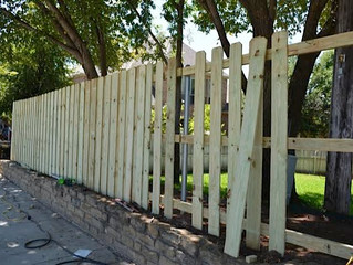 QVHA Fence Construction Update 1