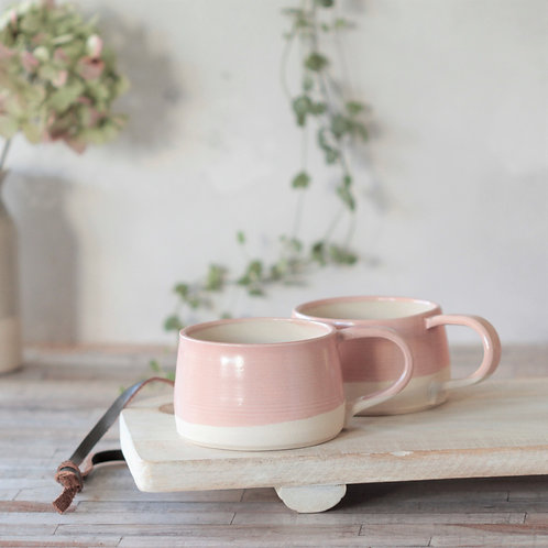 Medium stoneware mug - Various colours