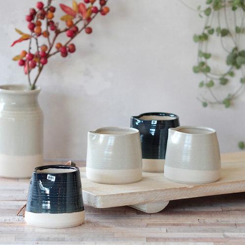 Stoneware pourer - various colours