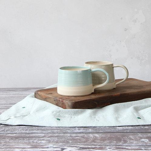 Medium stoneware mug