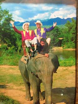 I Thailands Jungel.