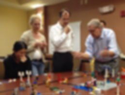 Lego Serious Play Workshop in California
