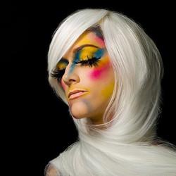 Fantasy makeup - Photog. Jim Bob