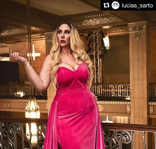 Amber Botros for Lucia's Sarto
