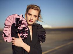 Fashion editorial makeup Kansas City Missouri 2019