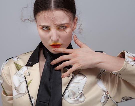 Siri Laude @ Pop Models Milano