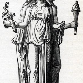 Viewing Fierce Goddesses in the Modern World