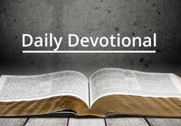 SBC Daily Devotion
