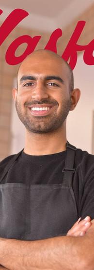 Chef Aziz