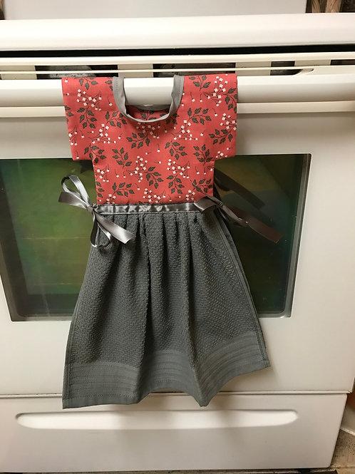 Dish Towel Dress TD03