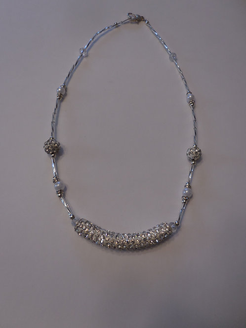 Bar Necklace  N992