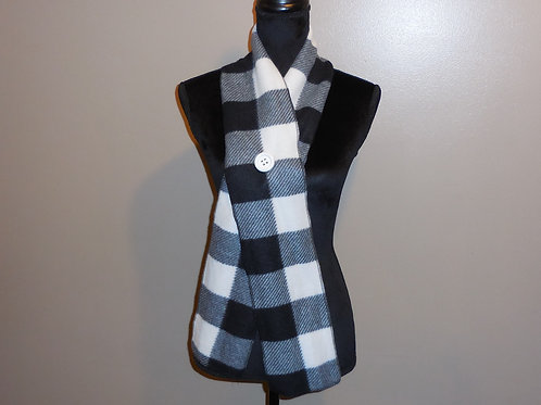 Button Scarf  S012