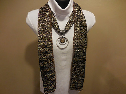 Reversable Scarf  RS02
