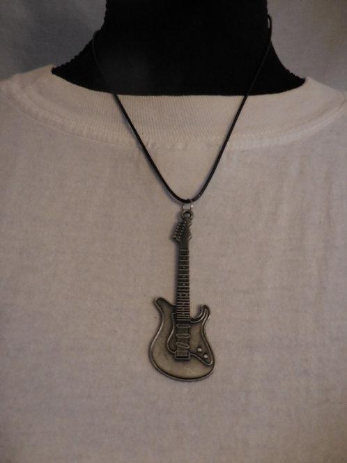 Guitar Necklace   U101