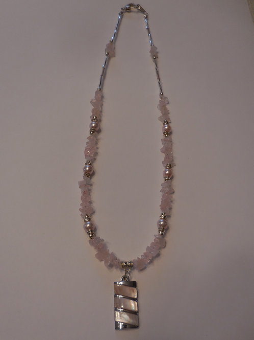 Abalone Necklace  N999