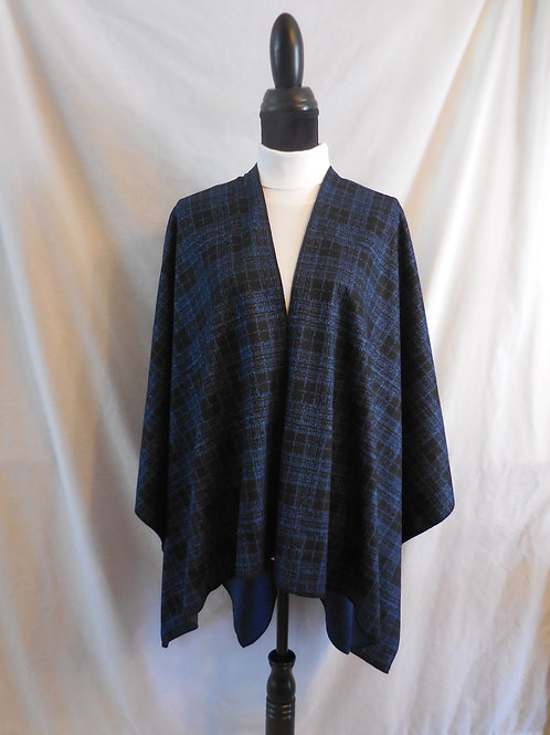 Plaid Cape C230