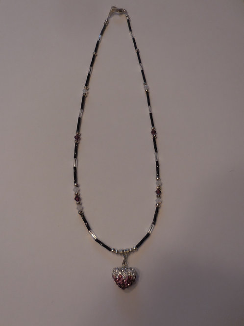 Heart Necklace  N997