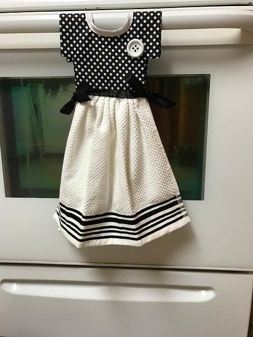 Dish Towel Dress TD01
