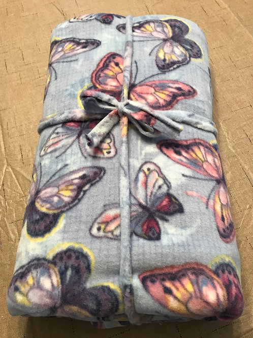 Butterfly Throw Blanket BB01